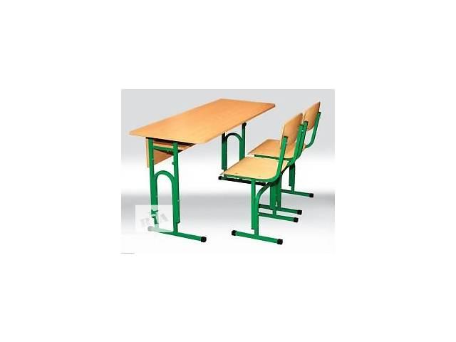 бу Школьные парты и стулья в Одессе