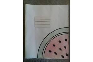 Новые Обложки для тетрадей и учебников