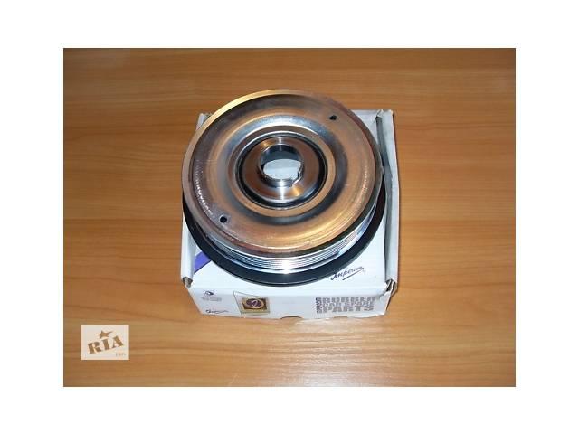 продам Шкив коленвала ( демпферный ) 6 речейковый  / двигатель G9U 730 ( для автомобилей с кондиционером и без ) IMPERGOM  Итал бу в Луцке