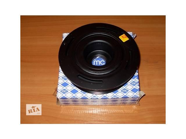 Шкив коленвала ( демпферный )  6 ручейковый / двигатель G9U 730   MC  Испания  на  2.5dci - RENAULT TRAFIC / OPEL VIVARO- объявление о продаже  в Луцке
