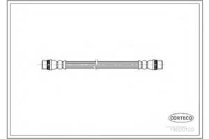 Новые Трубки тормозные Renault Trafic