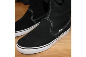 Женские ботинки и полуботинки Vans