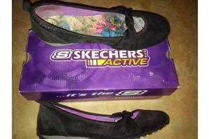 б/в Жіночі балетки Skechers