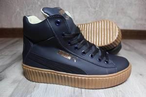 Женские ботинки и полуботинки Puma