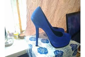 б/у Женская обувь Yves Saint Laurent