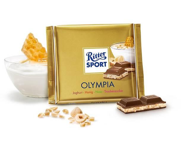 Шоколад Ritter Sport - Олимпия- объявление о продаже  в Харькове