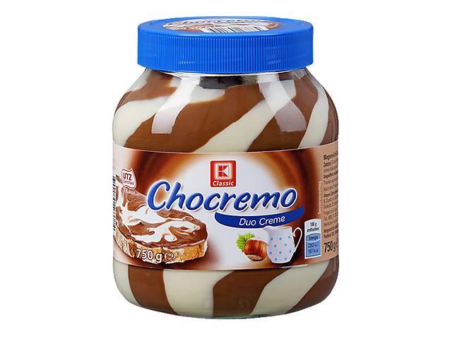 продам Шоколадная паста Classik Chocremo 750 гр бу в Ужгороде
