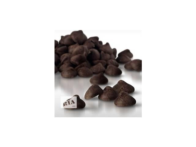 """Шоколадные капли черные термостабильные тм """"мир""""- объявление о продаже   в Украине"""