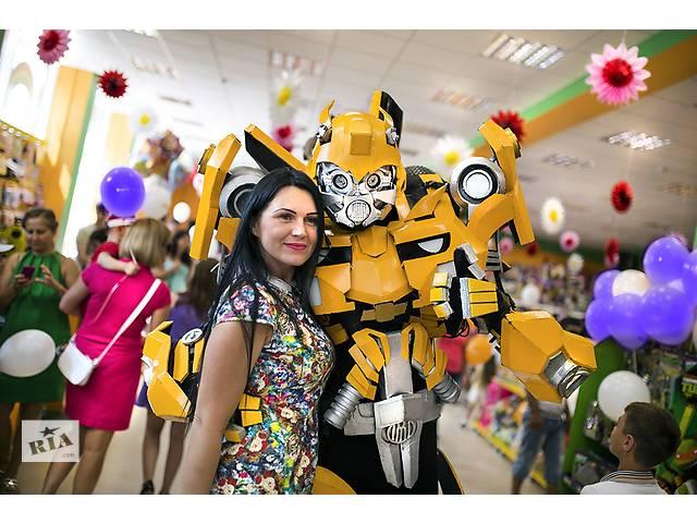 бу Шоу робота-трансформера   в Украине