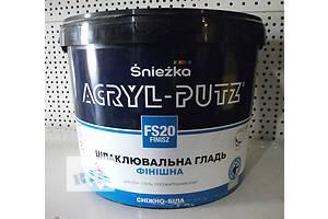 Новые Шпаклевки Sniezka