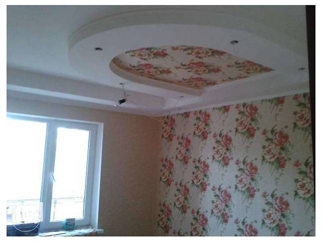 шпаклевка стен и потолков- объявление о продаже  в Запорожье