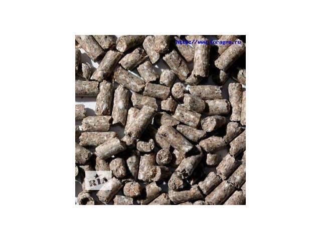 шрот подсолнечника гранулированный- объявление о продаже  в Запорожье