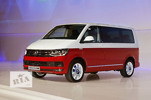 б/у Бампер передний Volkswagen Multivan
