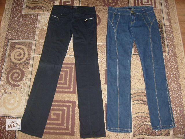 штаны джинсовые+котоновые- объявление о продаже  в Вознесенске