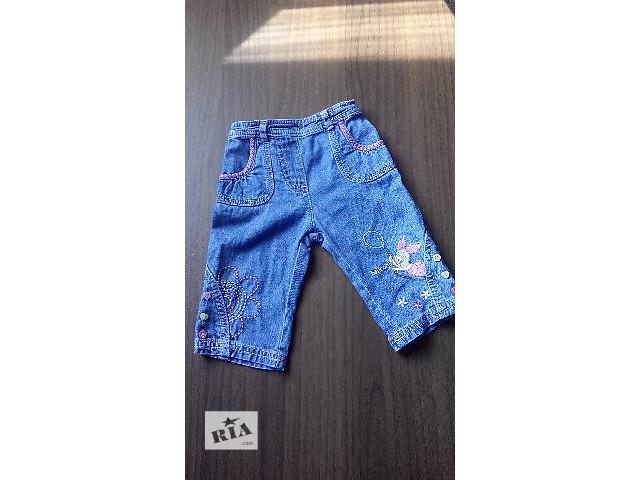 купить бу Штаны-шорты на девочку в Виннице