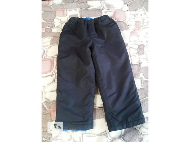 Штани теплі для хлопчика- объявление о продаже  в Волочиске
