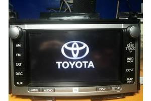 б/у Автомагнитолы Toyota Venza