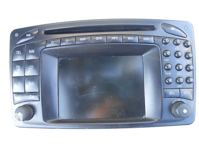 Штатная магнитола Mercedes Vito (Viano) Мерседес Вито (Виано) V639 (109, 111, 115, 120)- объявление о продаже  в Ровно