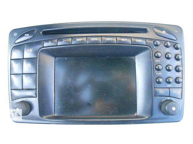 купить бу Штатная магнитола Mercedes Vito (Viano) Мерседес Вито (Виано) V639 (109, 111, 115, 120) в Ровно
