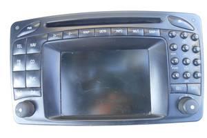 б/у Автомагнитолы Mercedes Viano груз.