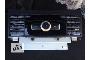 штатная магнитола COMAND  для mercedes W212