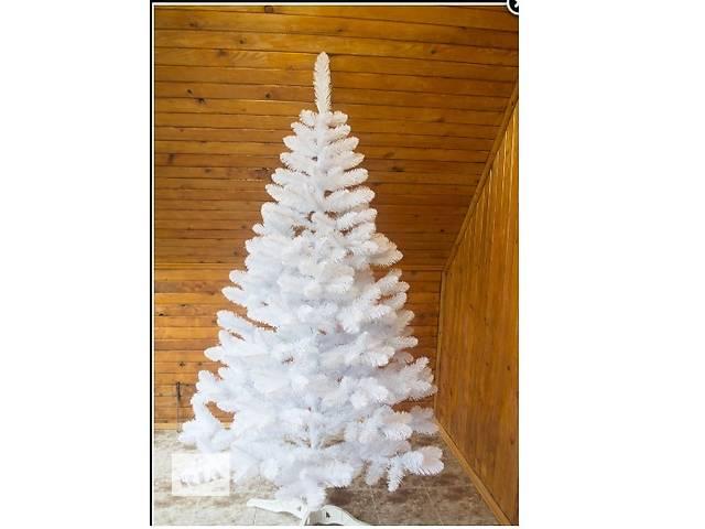 бу Искусственная елка БЕЛАЯ новогодняя елка белоснежная в Каменец-Подольском