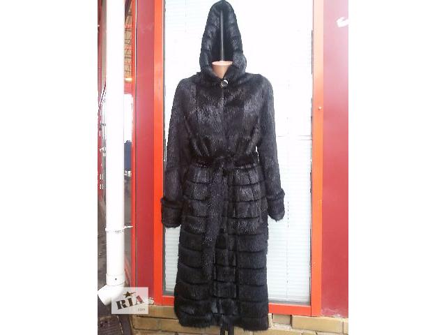 Шуба женская стриженный мех нутрии- объявление о продаже  в Харькове