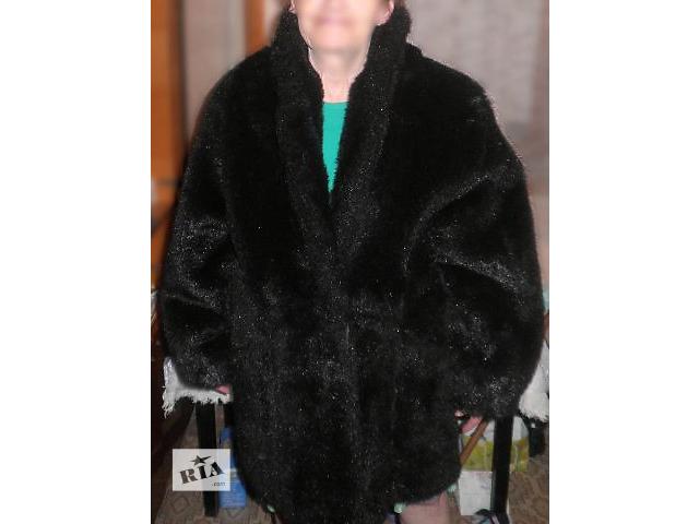 купить бу Шуба женская (искусственный мех) в Кременчуге