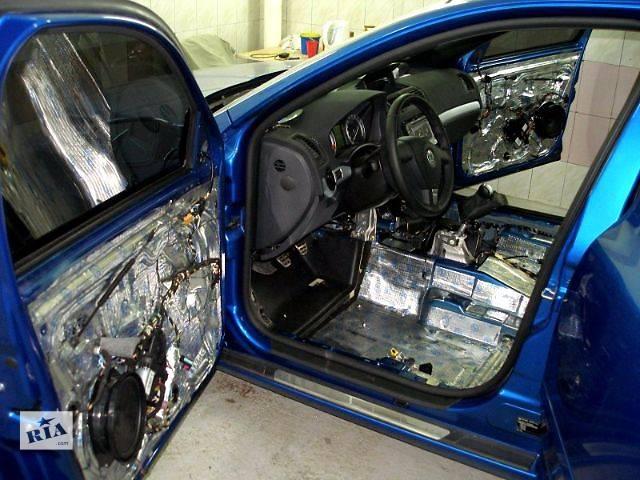 купить бу Шумоизоляция автомобиля   в Украине