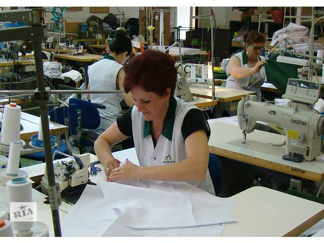 купить бу Швея работа в Польше Швачка праця в Польщі  в Украине