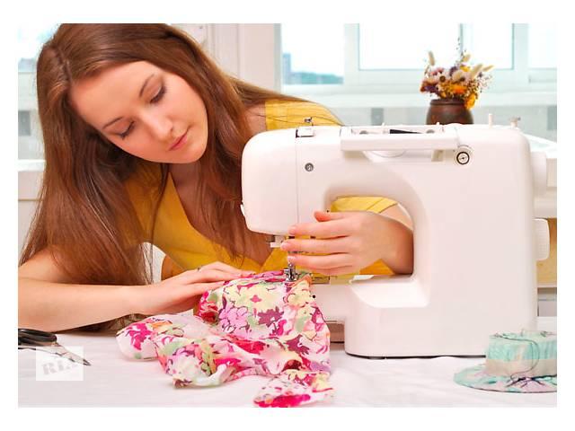бу Швея в Польшу на пошив женской одежды  в Украине