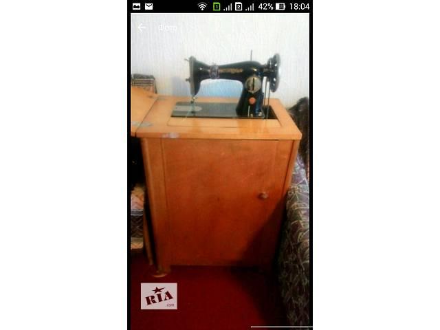 Швейна машина- объявление о продаже  в Черкассах