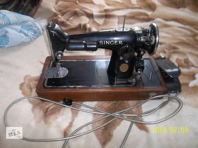 купить бу швейна машинка в Тернополе