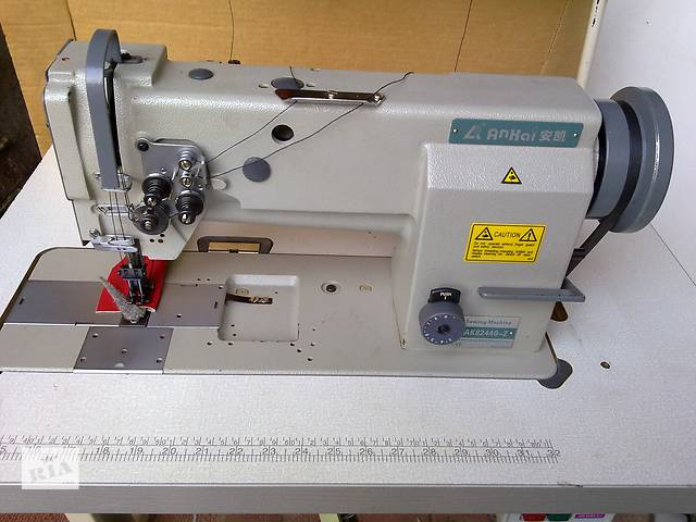 продам Швейная машина двухигольная Анкай х10 мм. Следи 9 мм. бу в Киеве