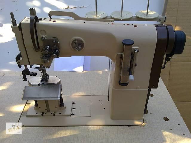 продам Швейная машина, машинка Pfaff-1296- новая. Тройной тр-рт. бу в Киеве