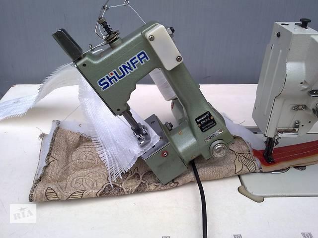 купить бу Швейная машина мешкозашивочная Шунфа-GK9-2 Цепной стежок. в Киеве