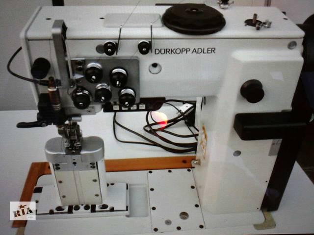 купить бу Швейная машина двухигольная Durkopp/Дюркоп 768 FAP. в Киеве