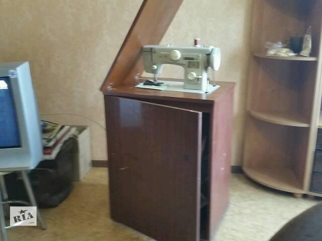 """Швейная машина """"Подольск-132"""".- объявление о продаже  в Кременчуге"""