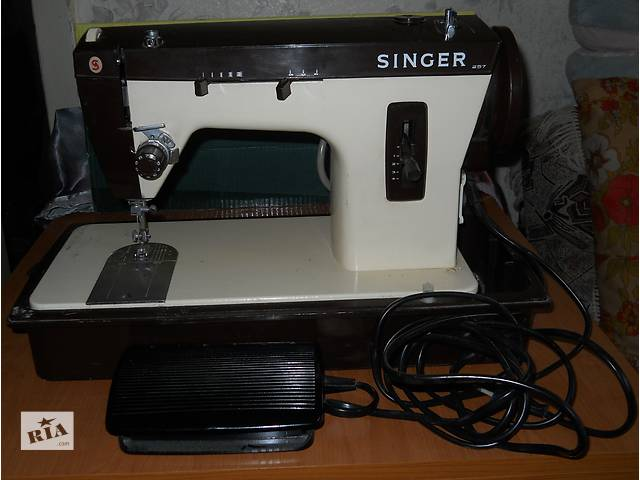 бу Швейная машина SINGER, оригинал в Николаеве