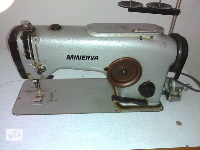 Швейная машина Зиг-заг Minerva 72-520-101 зиг-заг копирный 13 видов- объявление о продаже  в Хмельницком
