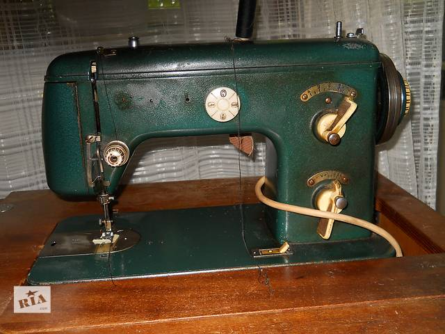 продам Швейная машинка NAUMANN, с тумбой бу в Николаеве