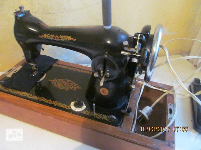 Вышивка на подольской швейной машине 31