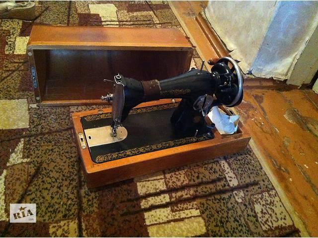 Швейная машинка- объявление о продаже  в Харькове