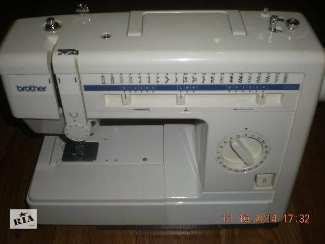 Инструкция по эксплуатации швейной машинкой brother
