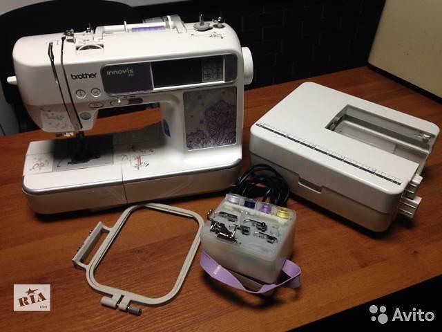 купить бу швейно-вишивальна машина brother in-950 в Ладыжине
