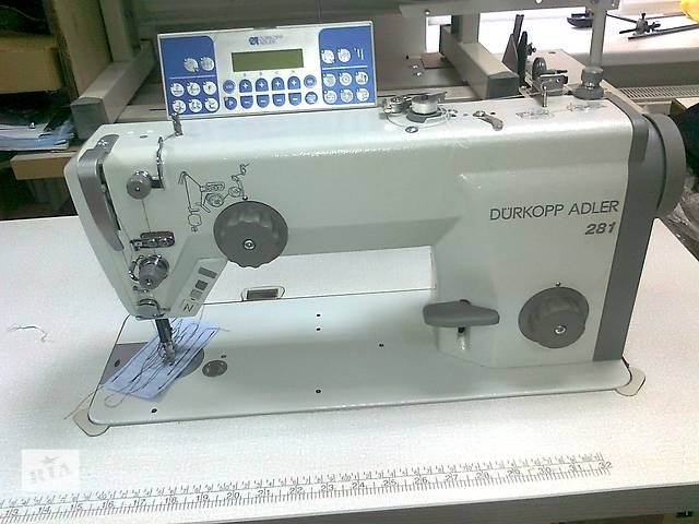 продам Швейные машины Durkopp-Adler 281,272, 267 , 367 , 867 бу в Хмельницком