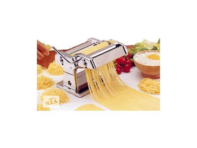 Швейцарская Лапшерезка Тестораскатка Равиольница Royalty Line 5-PastaSet- объявление о продаже  в Запорожье