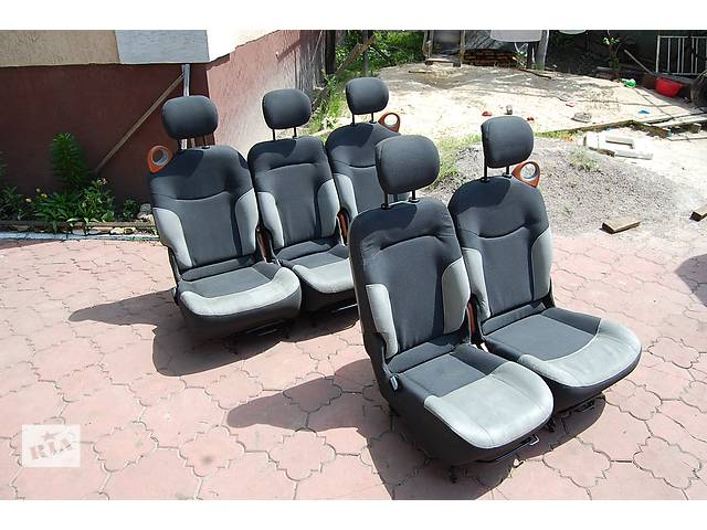 продам Быстросйомные сидения трансформеры Renault Kangoo бу в Любомле