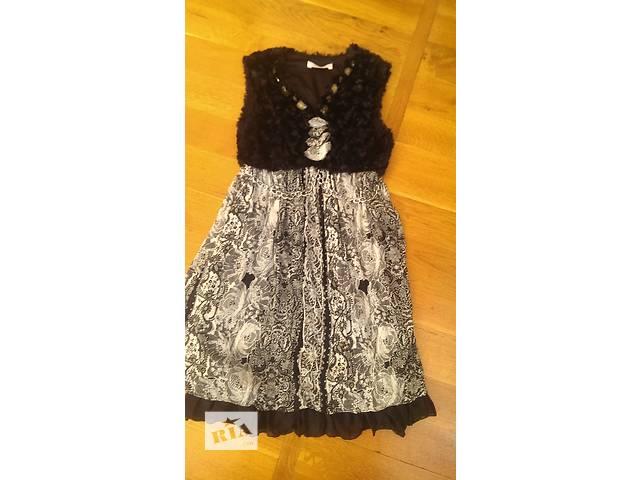 продам Шикарна сукня бу в Львове