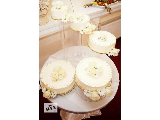 продам Шикарная подставка для свадебного торта! бу в Киеве